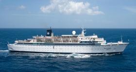 ארגון השירות של האונייה פלאג, האיים הקאריביים