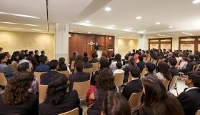הקאפלה של ארגון הסיינטולוגיה החדש של מקסיקו משמשת חברי קהילה ואורחים עבור שירות סוף שבוע, חתונות, טקסי הענקת שם ואסיפות אחרות של הקהילה.