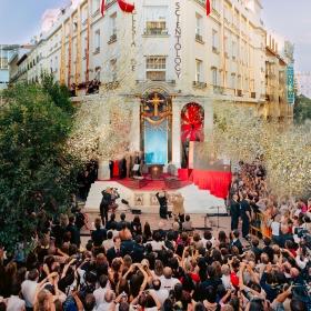 גזירת הסרט בשכונת הסופרים של מדריד בישרה עידן חדש עבור חופש רוחני בספרד, עם אורחים נכבדים מתחום המשפטים, הדת וזכויות האדם שמכריזים כי סיינטולוגיה היא התקווה היחידה עבור המדינה שלהם.